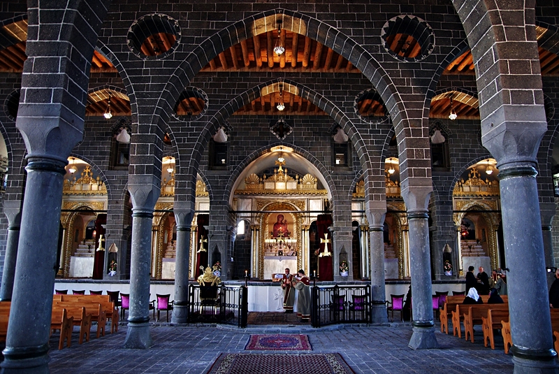 Surp Giragos Church in Diyarbakir